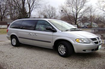 2001 Dodge Grand Caravan Owners Manual Free