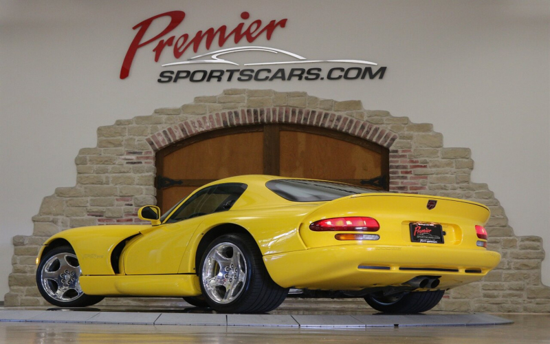 2002 Dodge Viper Owners Manual