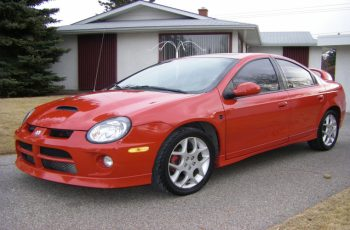 2003 Dodge Neon Srt-4 Owners Manual