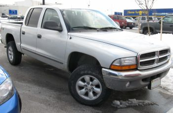 2004 Dodge Dakota Quad Cab Owners Manual