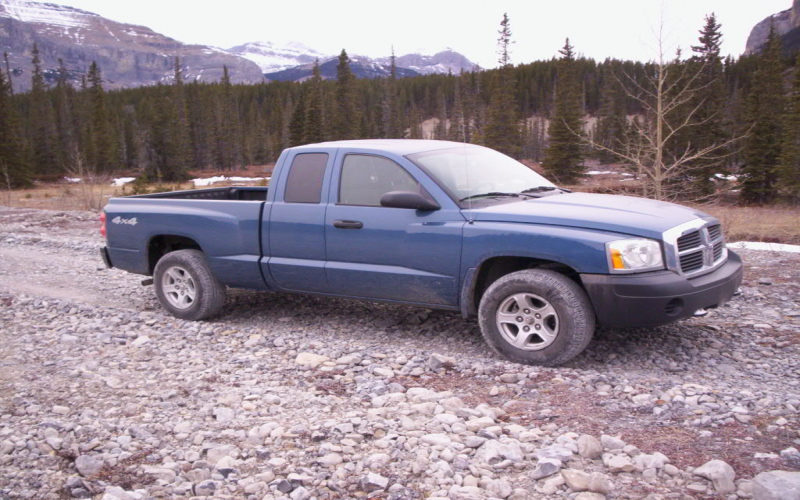 2005 Dodge Dakota Quad Cab Owners Manual