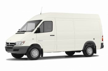 2005 Dodge Sprinter 3500 Owners Manual