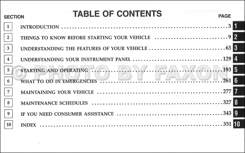 2006 Dodge Charger SXT Owners Manual