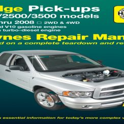 2006 Dodge RAM 1500 4x4 Owners Manual