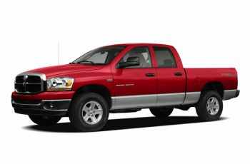 2006 Dodge RAM 1500 St Owners Manual