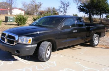 2007 Dodge Dakota Slt Owners Manual