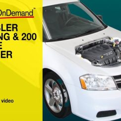 2008 Dodge Avenger R T Owners Manual