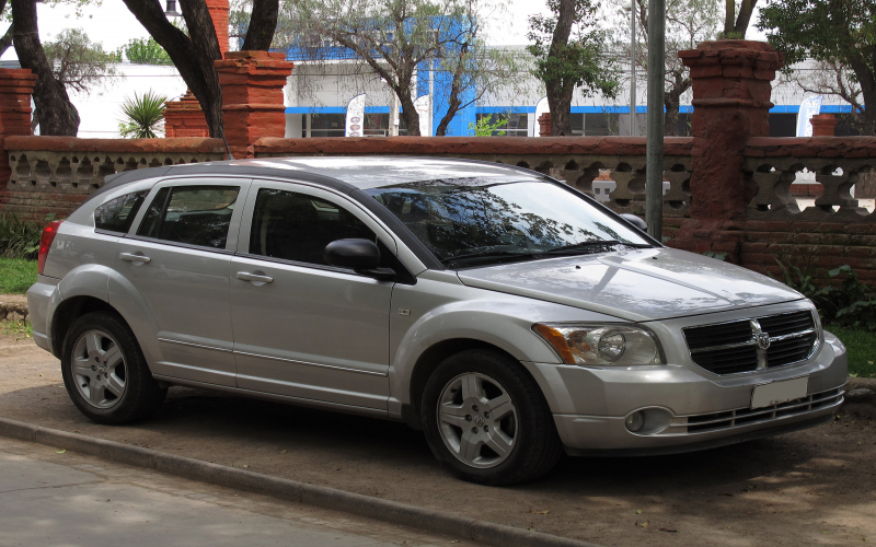 2008 Dodge Caliber SXT Owners Manual