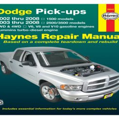 2008 Dodge RAM 2500 Mega Cab Owners Manual