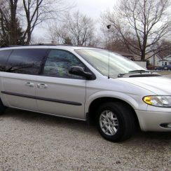 2009 Dodge Grand Caravan SXT Owners Manual