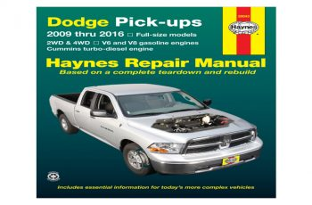2009 Dodge RAM 3500 Diesel Owners Manual