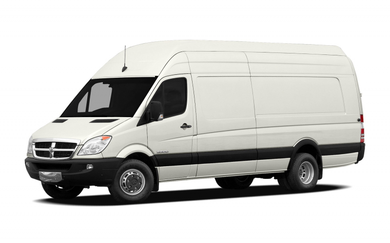2009 Dodge Sprinter 3500 Owners Manual