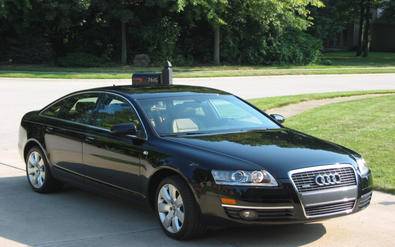 2010 Audi A6 Owners Manual
