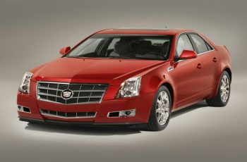 2010 Cadillac CTS Owners Manual