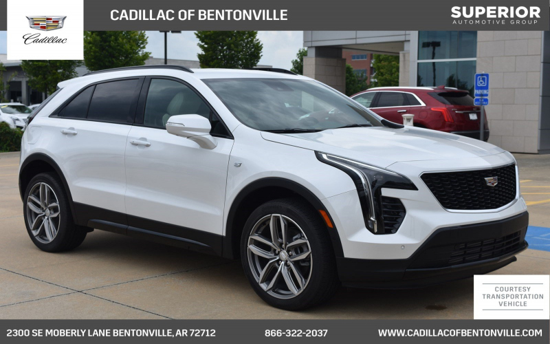 2010 Cadillac XT4 Owners Manual
