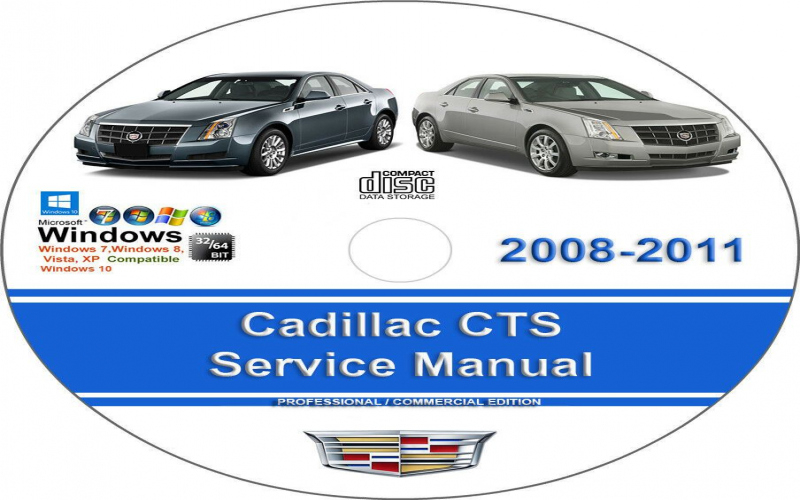 2010 Cadillac XTS Owners Manual