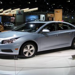 2010 Chevrolet Cruze Owners Manual