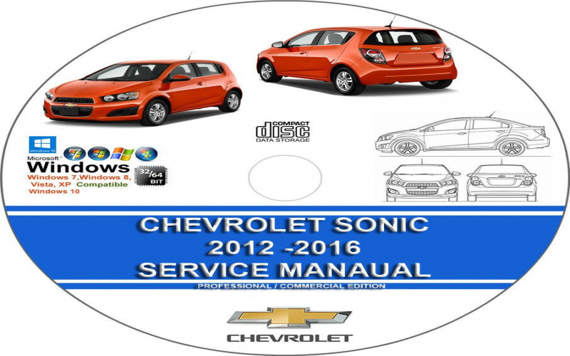 2010 Chevrolet Sonic Owners Manual