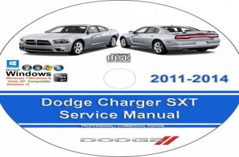 2010 Dodge Charger SXT Owners Manual