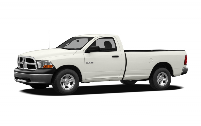 2010 Dodge RAM 1500 St Owners Manual