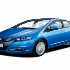 2010 Honda Insight Owners Manual