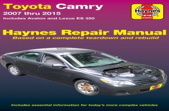 2010 Lexus ES 350 Owners Manual