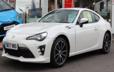 2010 Toyota 86 Owners Manual