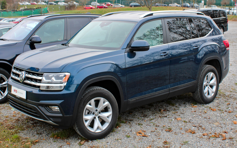 2010 VW Atlas Owners Manual