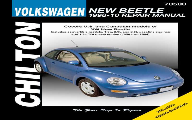 2010 VW Beetle Owners Manual