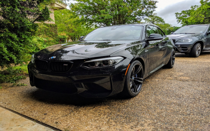 2011 BMW M2 Owners Manual