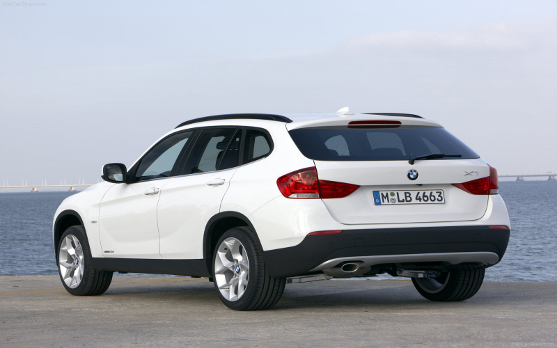 2011 BMW X1 Owners Manual