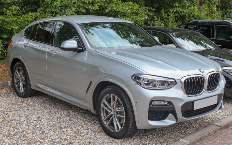 2011 BMW X4 Owners Manual