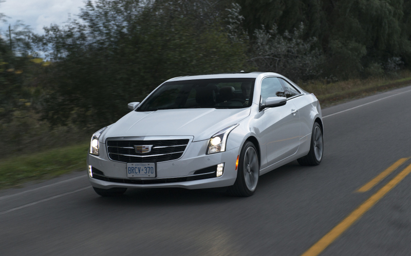 2011 Cadillac ATS Owners Manual
