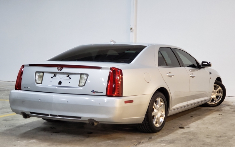 2011 Cadillac Seville Owners Manual