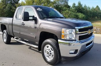 2011 Chevrolet Duramax Owners Manual