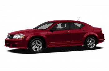 2011 Dodge Avenger Express Owners Manual