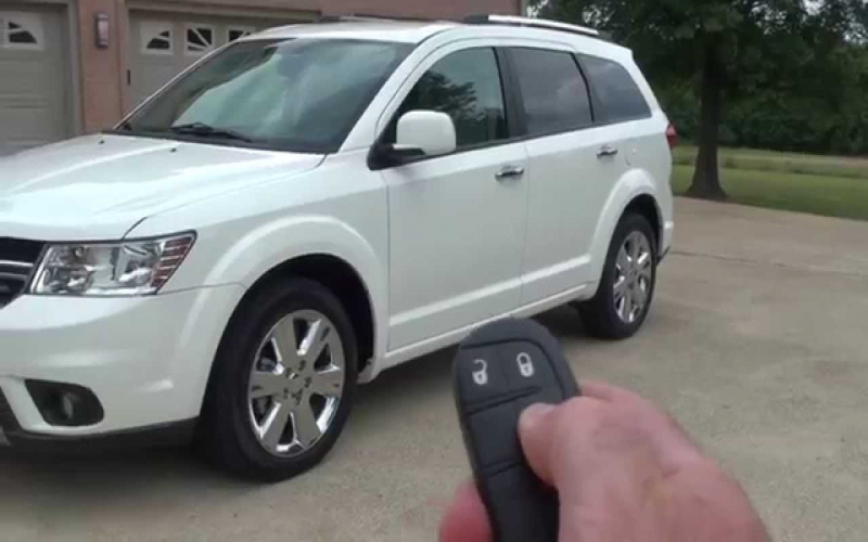 2011 Dodge Journey Lux Owners Manual