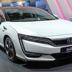 2011 Honda Clarity Owners Manual