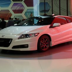 2011 Honda CRZ Owners Manual