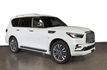 2011 Infiniti QX80 Owners Manual