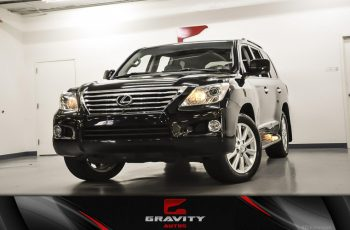 2011 Lexus LX 570 Owners Manual