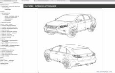 2011 Lexus RX 450H Owners Manual