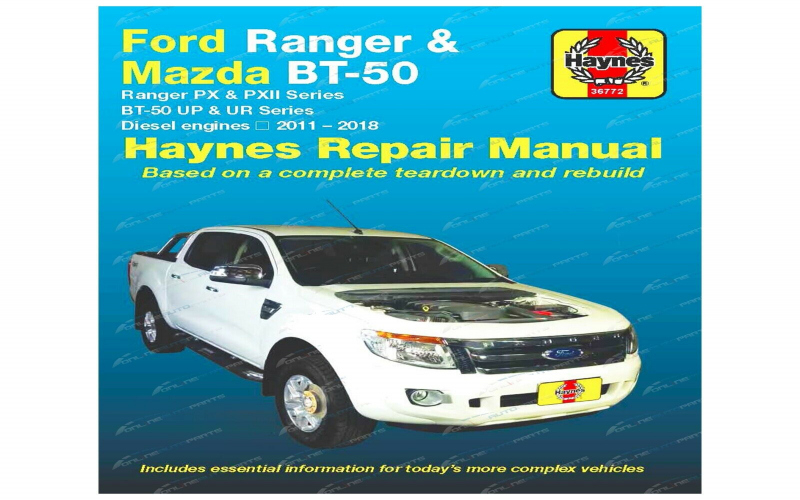 2011 Mazda BT 50 Owners Manual