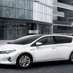 2011 Toyota Auris Owners Manual