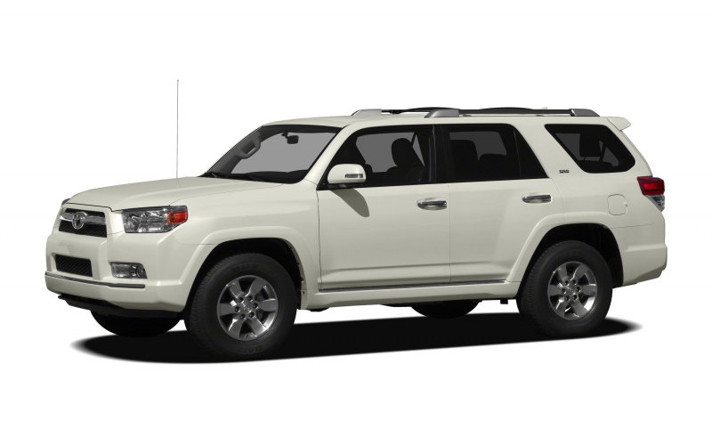 2011 Toyota Forerunner Owners Manual