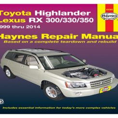 2011 Toyota Highlander Owners Manual