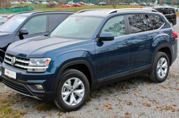 2011 VW Atlas Owners Manual