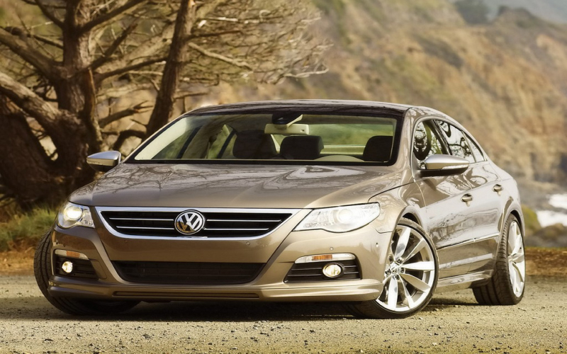 2011 VW CC Owners Manual