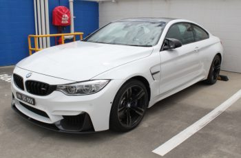 2012 BMW M4 Owners Manual