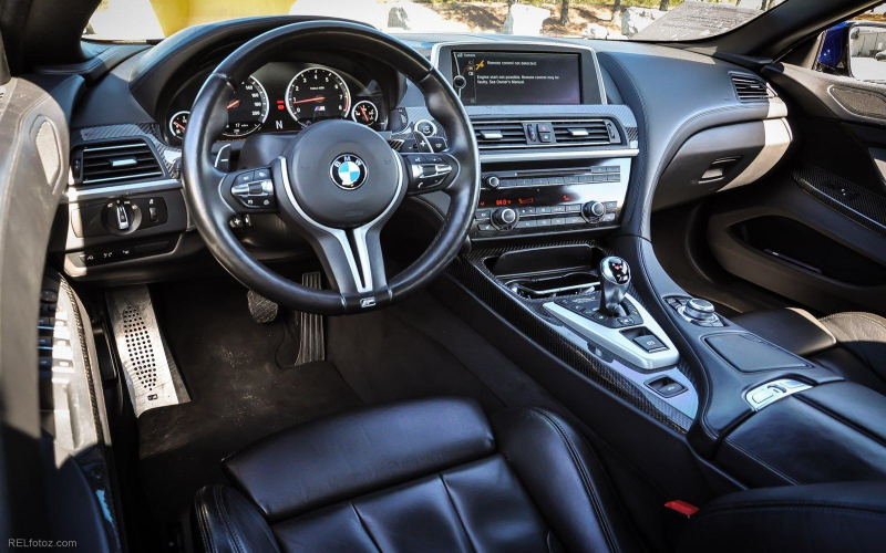 2012 BMW M6 Owners Manual